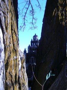 Mystical Rock Garden