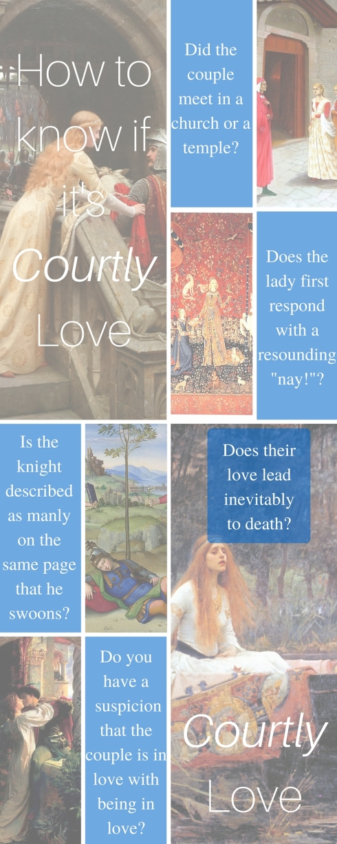 How to know if it's Courtly Love