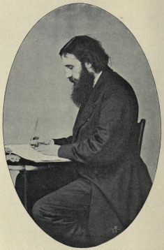 George MacDonald, patron saint of literary fathers