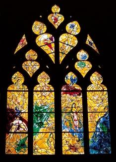 Vitraux de Chagall